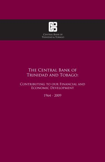 View On-line Issue - Central Bank of Trinidad and Tobago