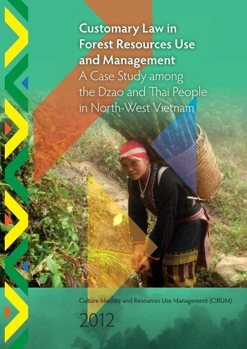 Forest Resource Management : Muong magazines