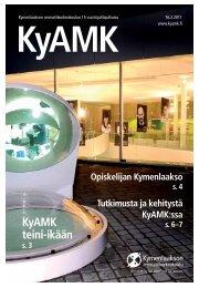 pdf-tiedostona - Kymenlaakson ammattikorkeakoulu
