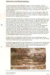 Historisches vom Embder Rebberg
