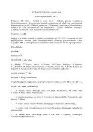 Wyrok Trybunału Sprawiedliwości Unii Europejskiej z 18.10.2011 w ...