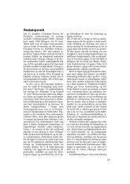 Redaksjonelt - Pediatrisk Endokrinologi