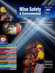 Respiratory - Wise Safety & Environmental