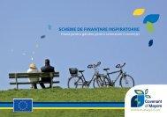SCHEME DE FINANŢARE INSPIRATOARE - Covenant of Mayors