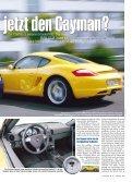 VERGLEICH BMW Z4 M Coupé/Porsche Cayman S - Seite 2