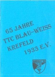 ~c ~\J'.\1 - TTC Blau-Weiß Krefeld 1933 eV
