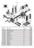 AquaMax 2330E, 2335E Pressure Washer, Spare Part ... - Graco Inc. - Page 7