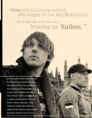 "leaving us 'Kutless.'"" - Bible Study Magazine"