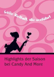 Highlights der Saison bei Candy And More