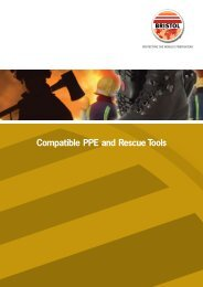 Compatible PPE and Rescue Tools - Bristol Uniforms