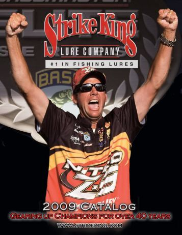 Download the PDF Catalog here - Strike King Lure Company