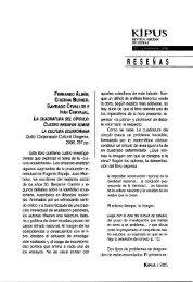 RESE Ñ AS - Repositorio UASB-Digital - Universidad Andina Simón ...