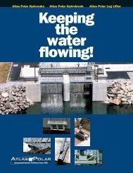 Hydrobrush Systems ST8100 Brochure - Atlas Polar Company Ltd