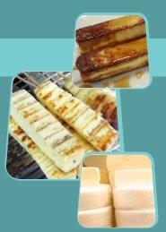 5. identificação e denominação do queijo de coalho