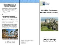 Elite Conference - The Business Council of New York State, Inc.