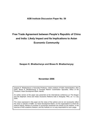 China New Zealand Free Trade Agreement 2 Year Review Joint Report