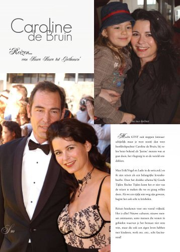de Bruin - Society World Magazine