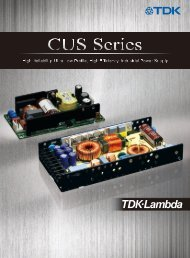 CUS Series