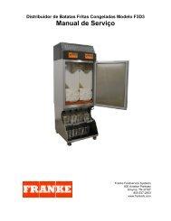 Franke - Dispensador de batatas - Coldmix