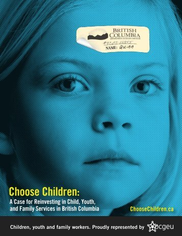 Choose-Children