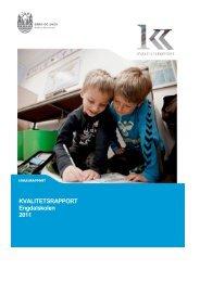 Engdalskolen_Lokalrapport (pdf 574 KB) - Aarhus.dk