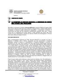 Mostra - Policlinico di Modena