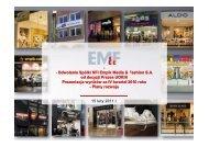 Odwołanie Spółki NFI Empik Media & Odwołanie Spółki NFI Empik ...