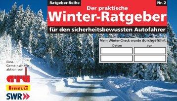 Der praktische Winter-Ratgeber (pdf)