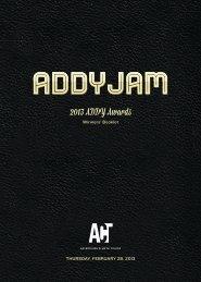 2013 ADDY Awards - Ad Club of Toledo