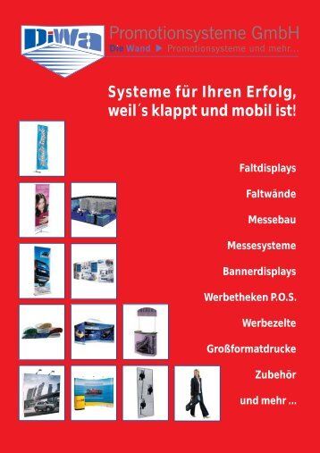 Katalog-Download - DiWa Promotionsysteme  GmbH