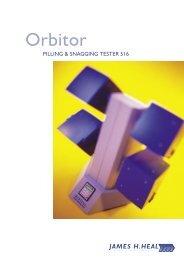 Brochure for Orbitor - ATI Corp