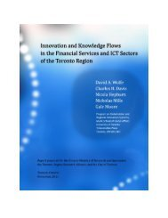 Innovation and Knowledge Flows in the Financial Services