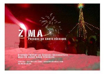ZIMA - revue-spectacles.com