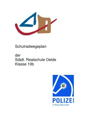 Sicher mit dem Rad zur RSO - Rsoelde.de