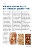 Osteoporose: - Sociedade Brasileira de Quadril - Page 6
