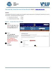 User Job Aid: Create New non-VA User Record ... - UCSF Fresno