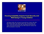 Download presentation materials. - Family Housing Fund