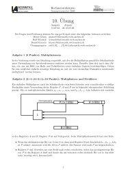 Übung 10 PDF - Informatik 4