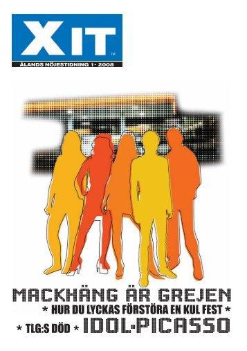 XIT # 1 2008 (pdf)