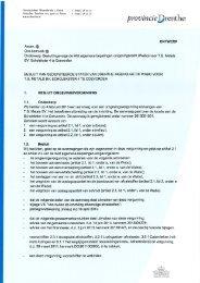 Besluit (1410 kB) - Provincie Drenthe