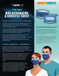 Face Masks vs. N95 Respirators – A Critical ... - Tribe Creative