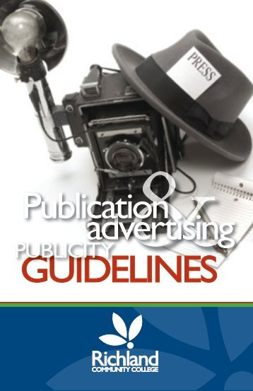 advertising GUIDELINES - Richland Community College