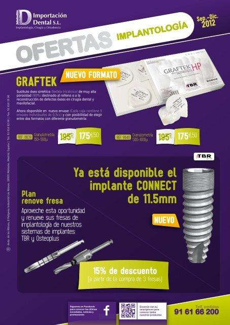 91 61 66 200 - importacion dental