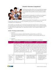 Evaluation checklist - EVTA