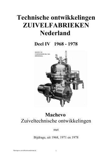 Inrichting 1968-1978 - Zuivelhistorie Nederland