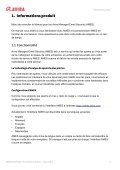Avira Managed Email Security (AMES) - Page 4