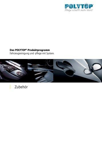 Zubehör - POLYTOP Autopflege GmbH