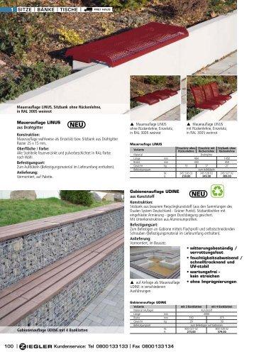 Ziegler Katalog Seiten 102 bis 103