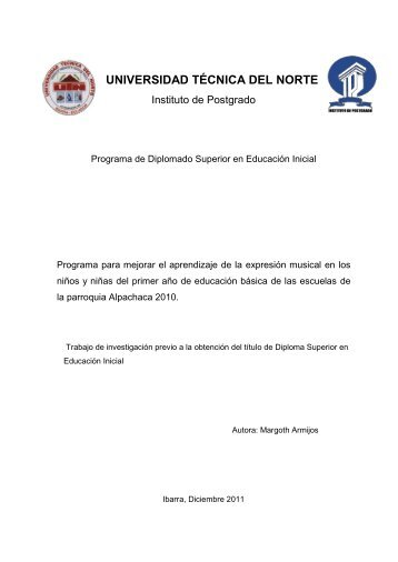 PG 290- TESIS EDUCACION INICIAL.pdf - Repositorio UTN