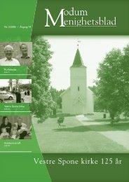 Nr. 3 - 2005 - kirkene i modum